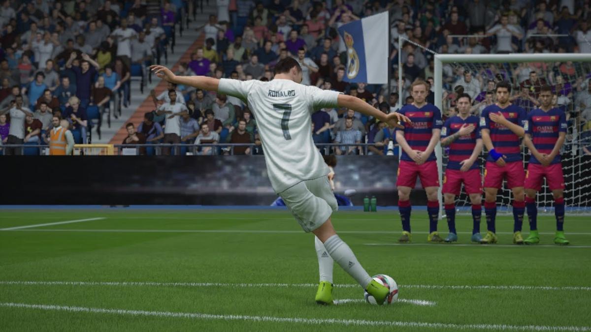 FIFA17 «переехала» на новый движок