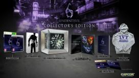 Европейцы получат коллекционную версию Resident Evil6