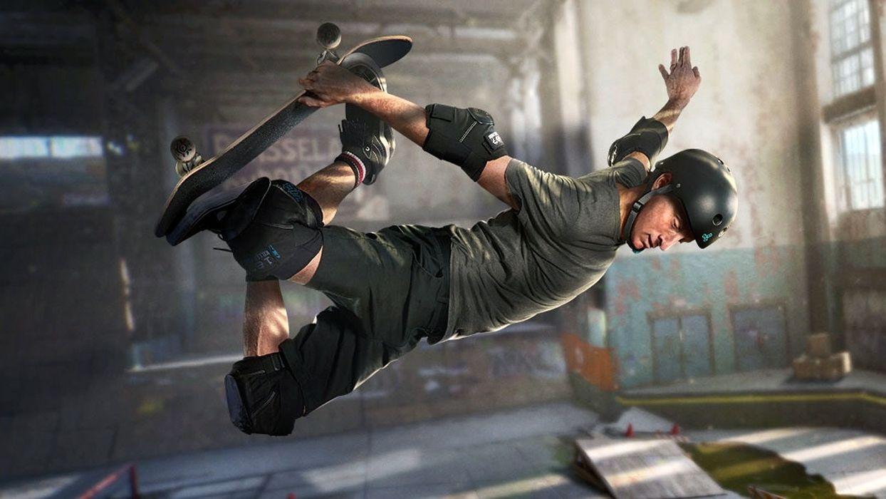 Продажи Tony Hawk's Pro Skater 1+2 достигли1 млн быстрее, чем у других игр серии