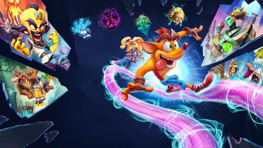 Распродажа в PS Store: Crash Bandicoot4, Control, Sekiro, RDR2, Spelunky2 и другие