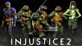 Черепашки, пицца и скейтборд: новый трейлер Injustice2