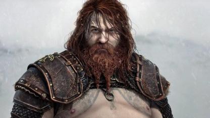 Чемпион по пауэрлифтингу: Тор из God of War: Ragnarok — это пик мужской силы
