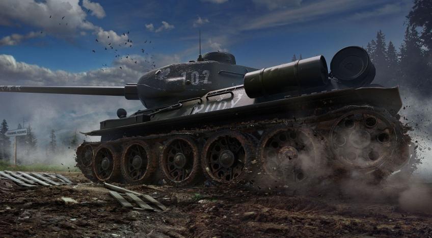 Ангары World of Tanks Blitz пополнились танком Rudy