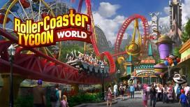В RollerCoaster Tycoon World дадут поиграть на следующей неделе