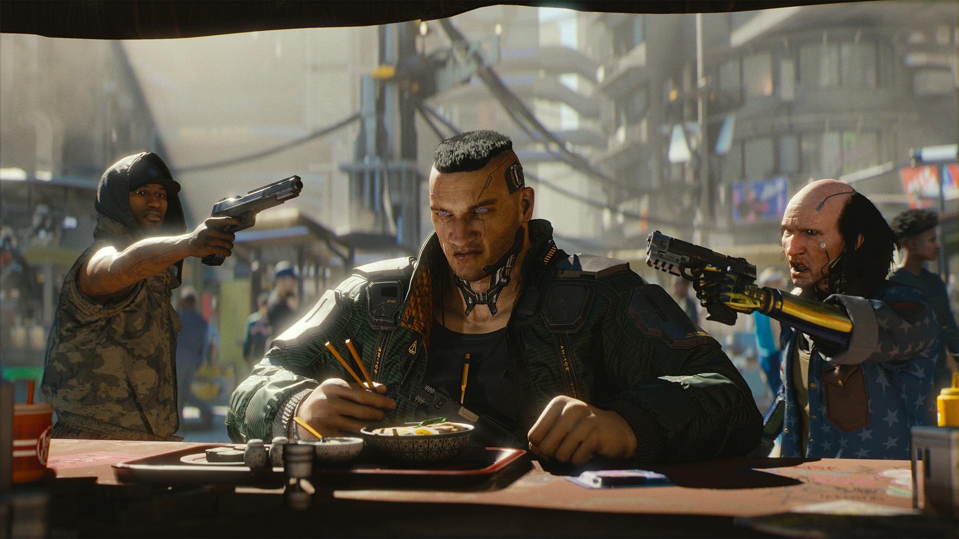 Мошенники от лица CD Projekt рассылают приглашения на бету Cyberpunk 2077