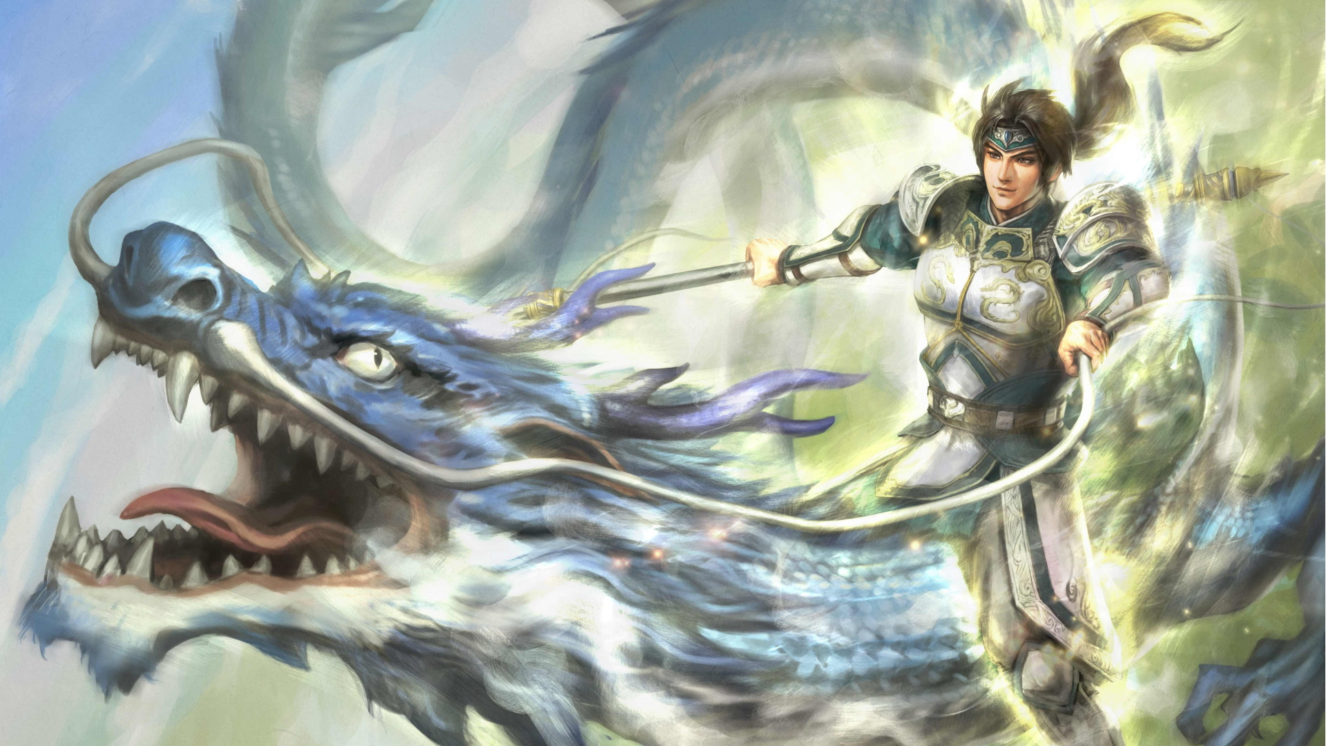 Koei Tecmo опубликовала трейлер и иллюстрацию к 20-летию серии Dynasty Warriors