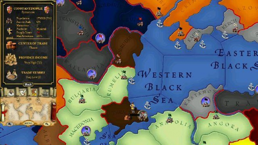 Europa Universalis возвращается