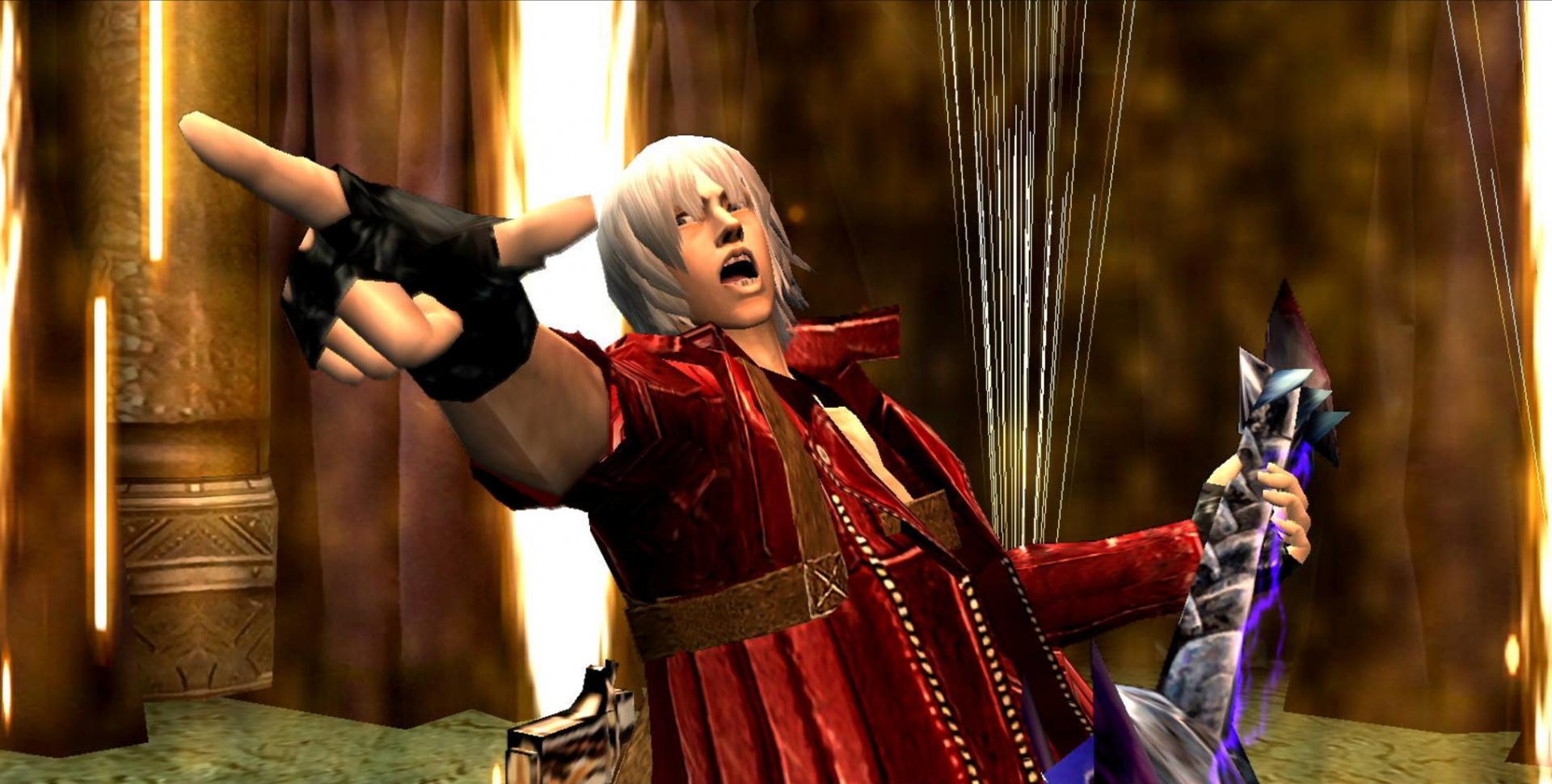 Capcom добавила в Devil May Cry3 для Nintendo Switch кое-что особенное