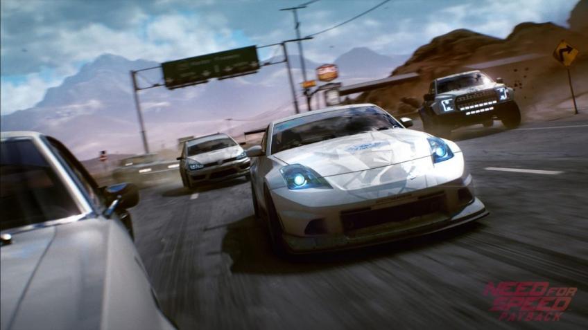 На EA Play показали игровой процесс Need for Speed: Payback