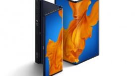 Представлен складной смартфон Mate XS