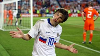 Андрей Аршавин стал легендарным игроком eFootball PES 2020