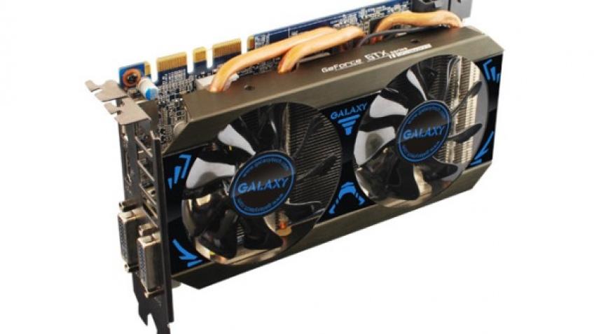 Galaxy анонсировала компактную версию GeForce GTX 760