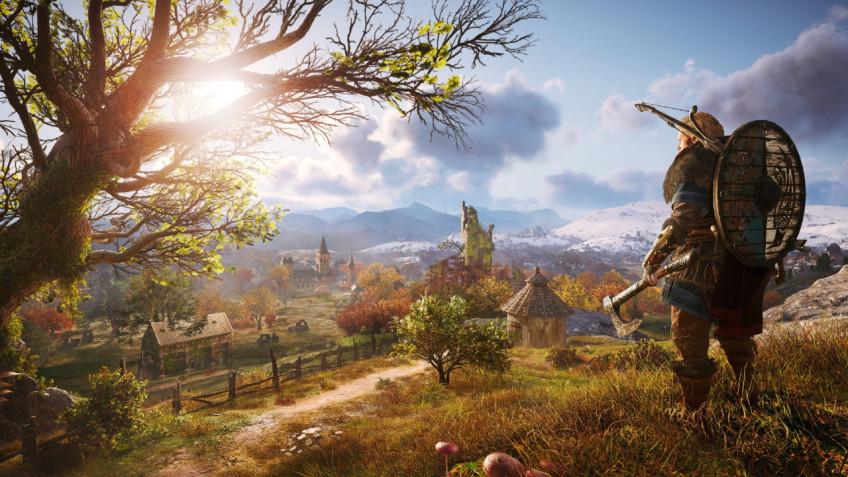 Сегодня Assassin's Creed Valhalla получит очередное обновление