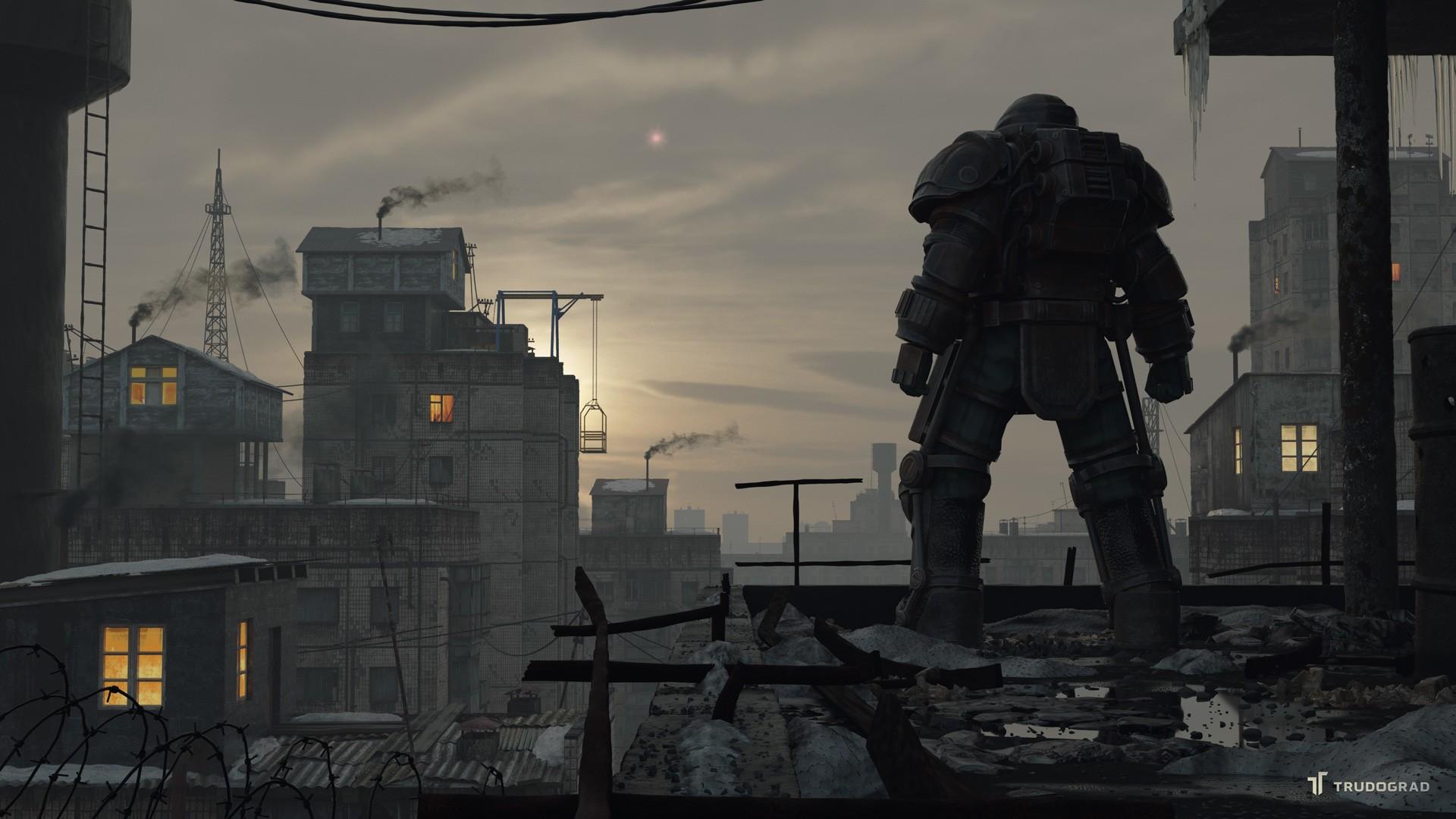 Сиквел ATOM RPG выйдет в ранний доступ уже11 мая