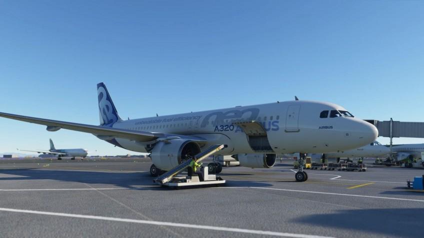 Разработчики рассказали об аэропортах в Microsoft Flight Simulator