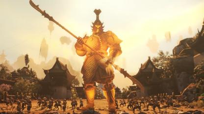 Свежий трейлер Total War: Warhammer III посвятили терракотовым стражам