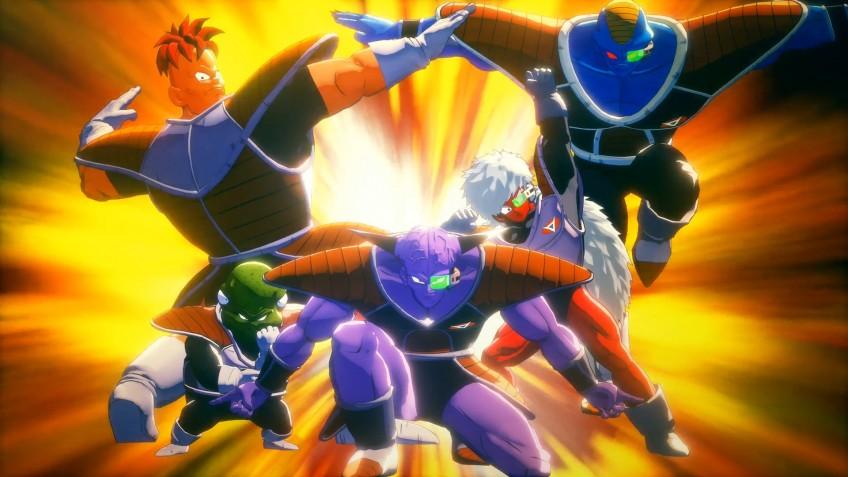 В Dragon Ball Z Kakarot уже добавили вредного гуся
