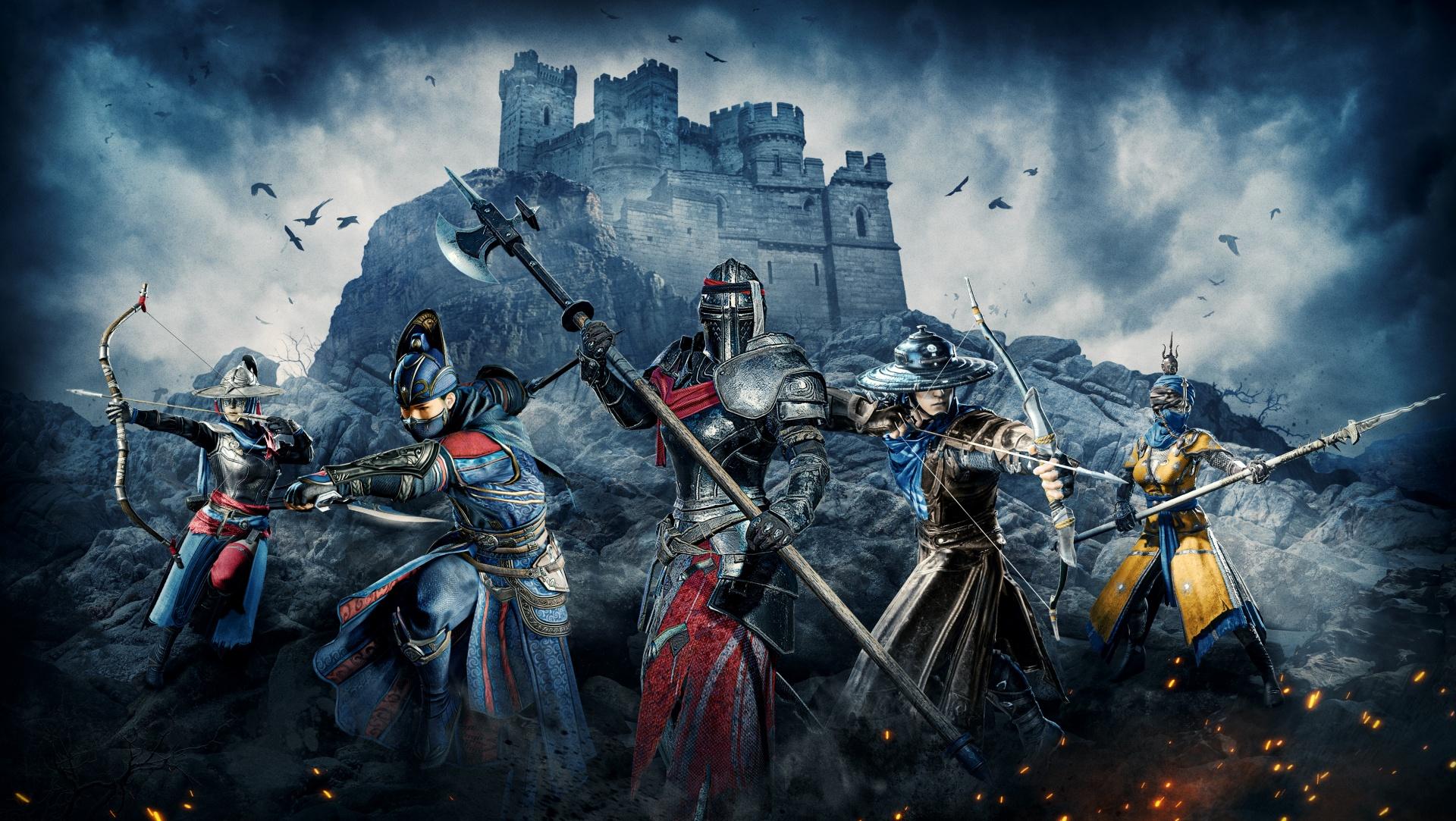 В Conqueror's Blade появились алебарды для женщин и клинки для мужчин