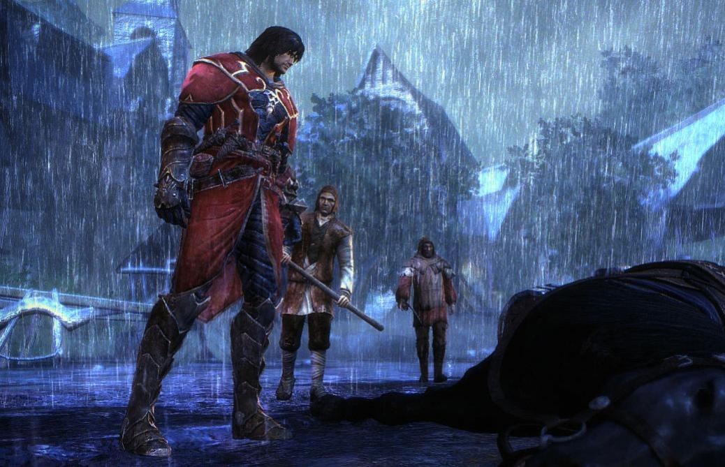 Castlevania: Lords of Shadow доберется до PC в августе