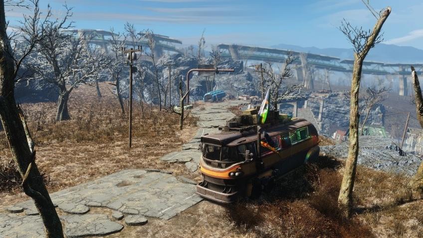 Вышла ранняя версия неофициального дополнения Fallout Miami