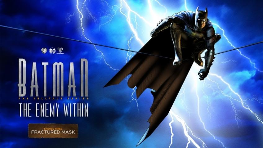 Третий эпизод Batman: The Enemy Within выйдет на следующей неделе