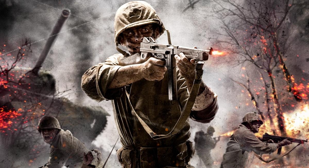 В Call of Duty: World at War теперь можно сыграть на Xbox One