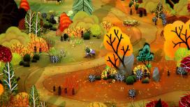 Крафтерское приключение Wytchwood выходит осенью на РС и консолях