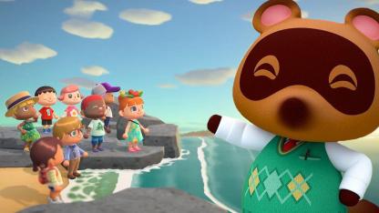 Animal Crossing: New Horizons и FIFA 21 доминируют в рознице Великобритании