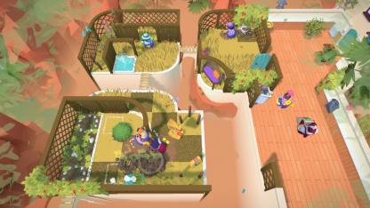 К Tools Up! выпустили расширение Garden Party Episode 2: Tunnel Vision