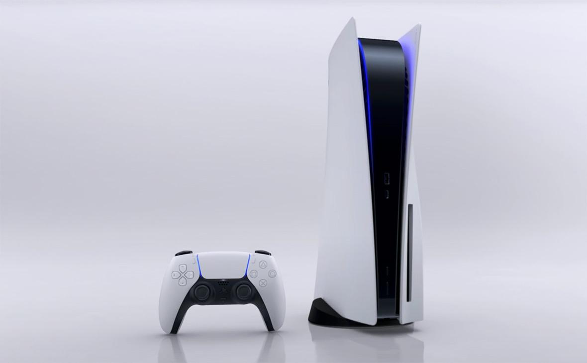 У PlayStation5, если верить свежим фото, можно менять панели