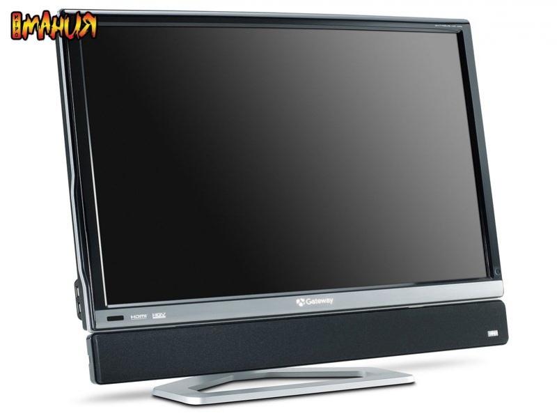 30-дюймовый монитор Gateway