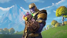 Танос из «Мстителей» скоро вернётся в Fortnite