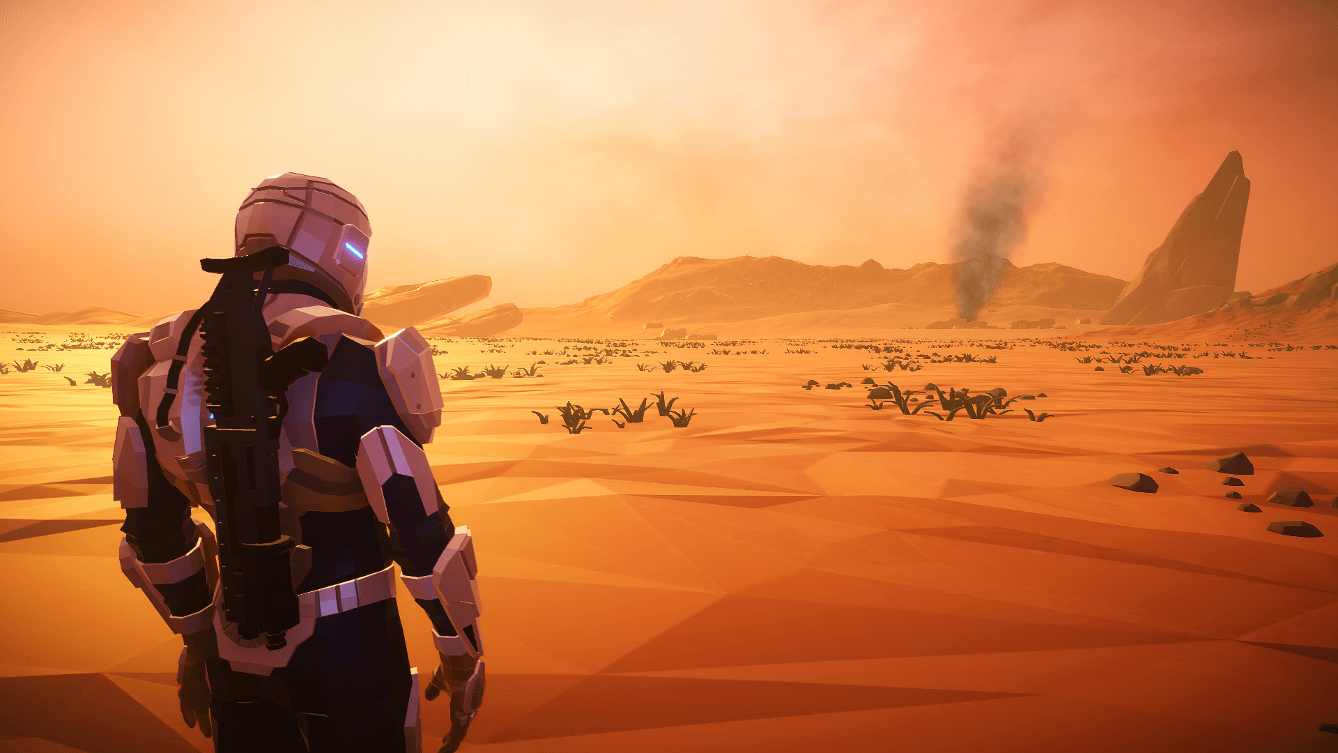Действие Eden Remains: Arrival происходит после гибели Земли