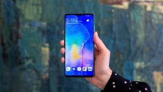 Huawei представила флагманские смартфоны P30 и P30 Pro