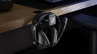 Игровая гарнитура Sennheiser GSP 370 может проработать до 100 часов без подзарядки