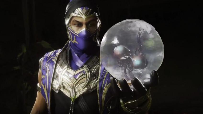 В свежем ролике Mortal Kombat11 Джонни Кейдж рассказывает о Рэйне