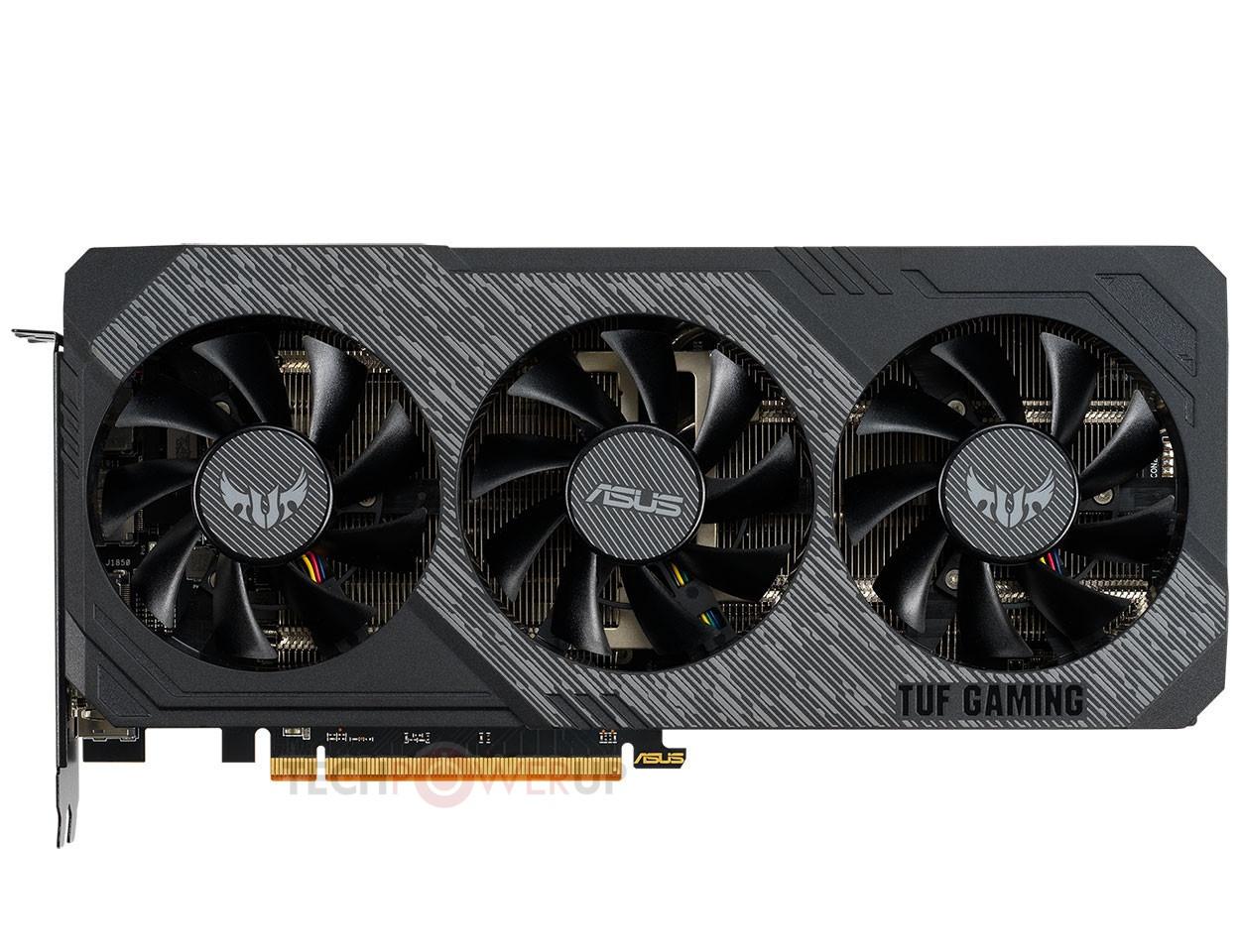 ASUS начала предлагать видеокарты Radeon RX 5700 в версии TUF Gaming X3