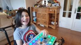 Отец собрал адаптивный контроллер, чтобы дочь могла играть в Breath of the Wild