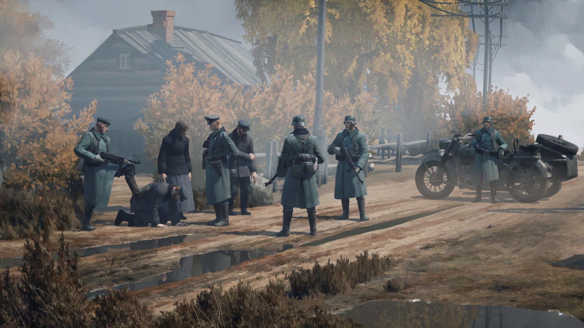 Partisans 1941 выходит14 октября