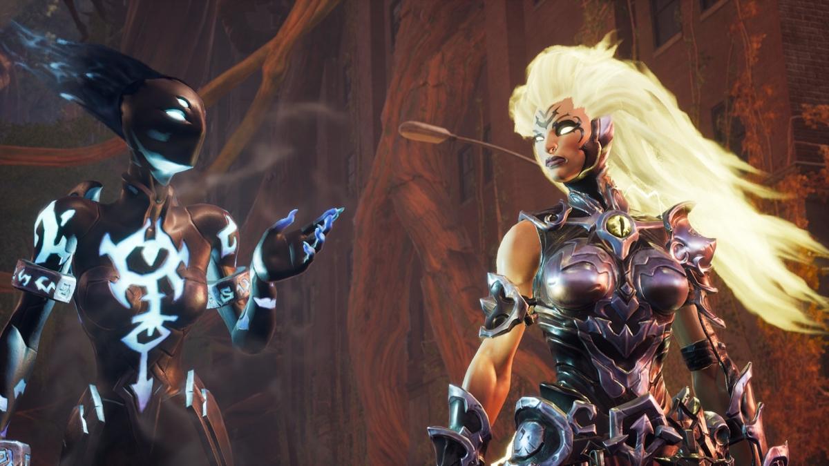 В Darksiders III добавили классическую боевую систему