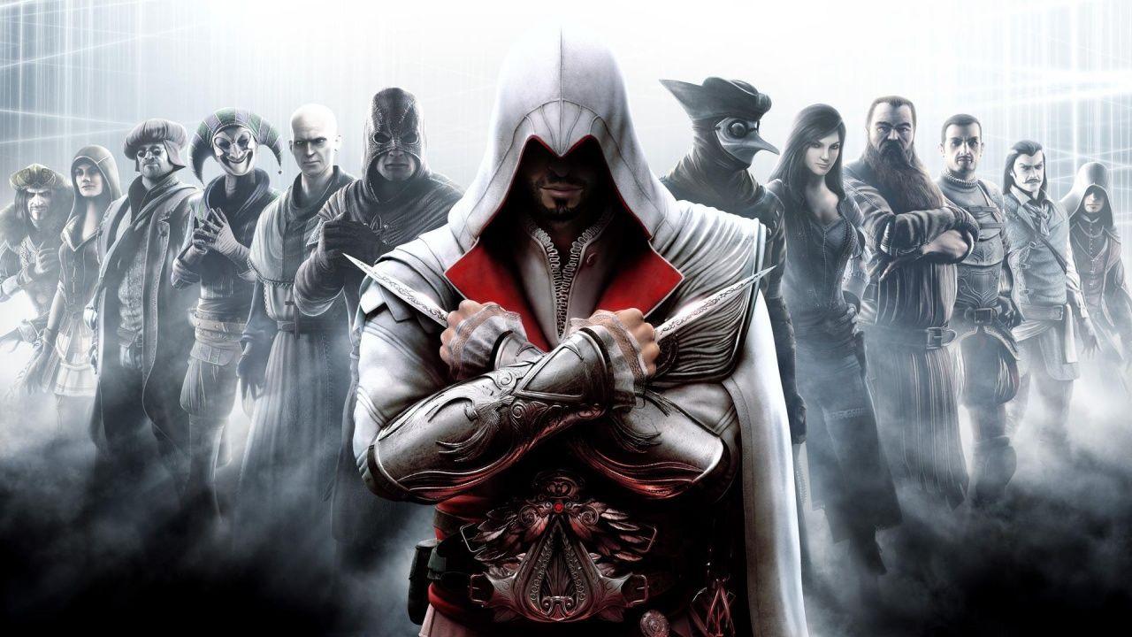 Серию Assassin's Creed до 20 октября распродают в Steam