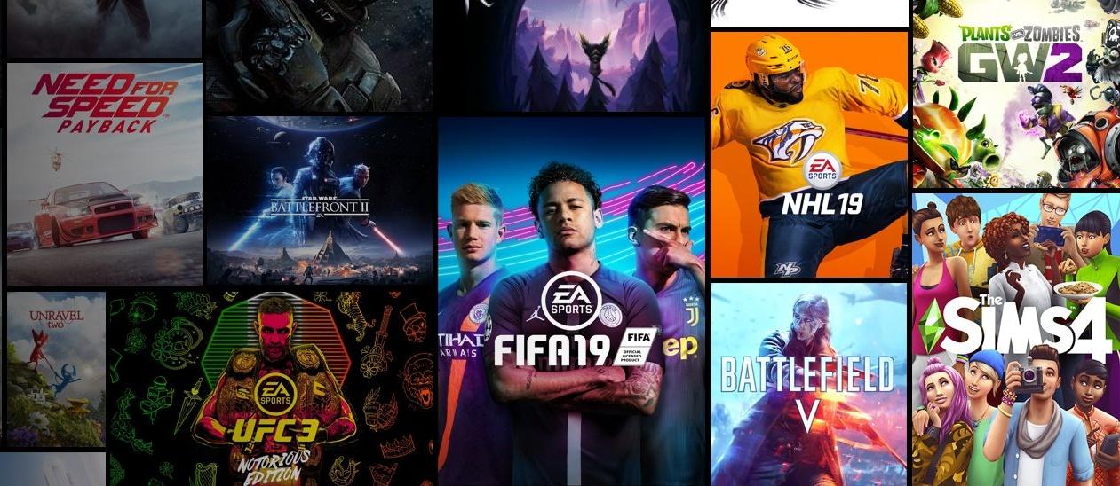 Спустя пять лет EA Access наконец-то запустился и на PlayStation4