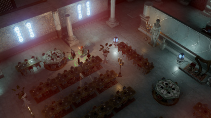 Solasta: Crown of the Magister покинула ранний доступ