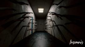 Психологический хоррор Insomnis выходит29 октября