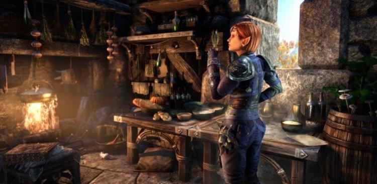 В The Elder Scrolls Online начался праздничный фестиваль