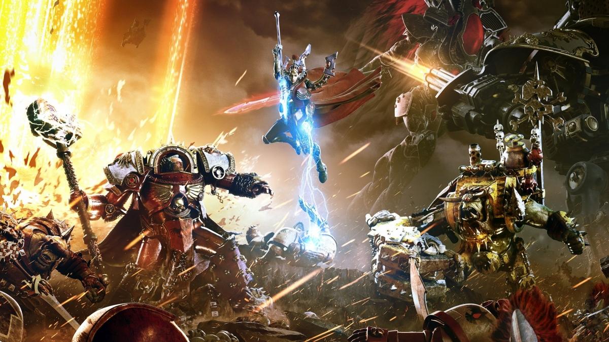 Relic показала вступительный ролик сюжетной кампании Warhammer 40,000: Dawn of War3