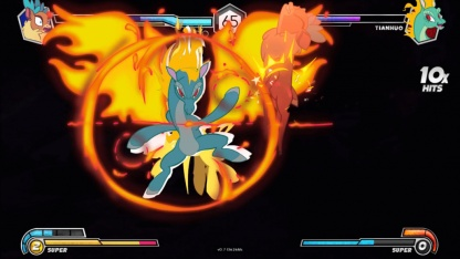 Файтинг Them's Fightin' Herds по мотивам My Little Pony выходит 2 апреля