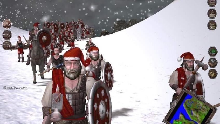 Демоверсия Highland Warriors