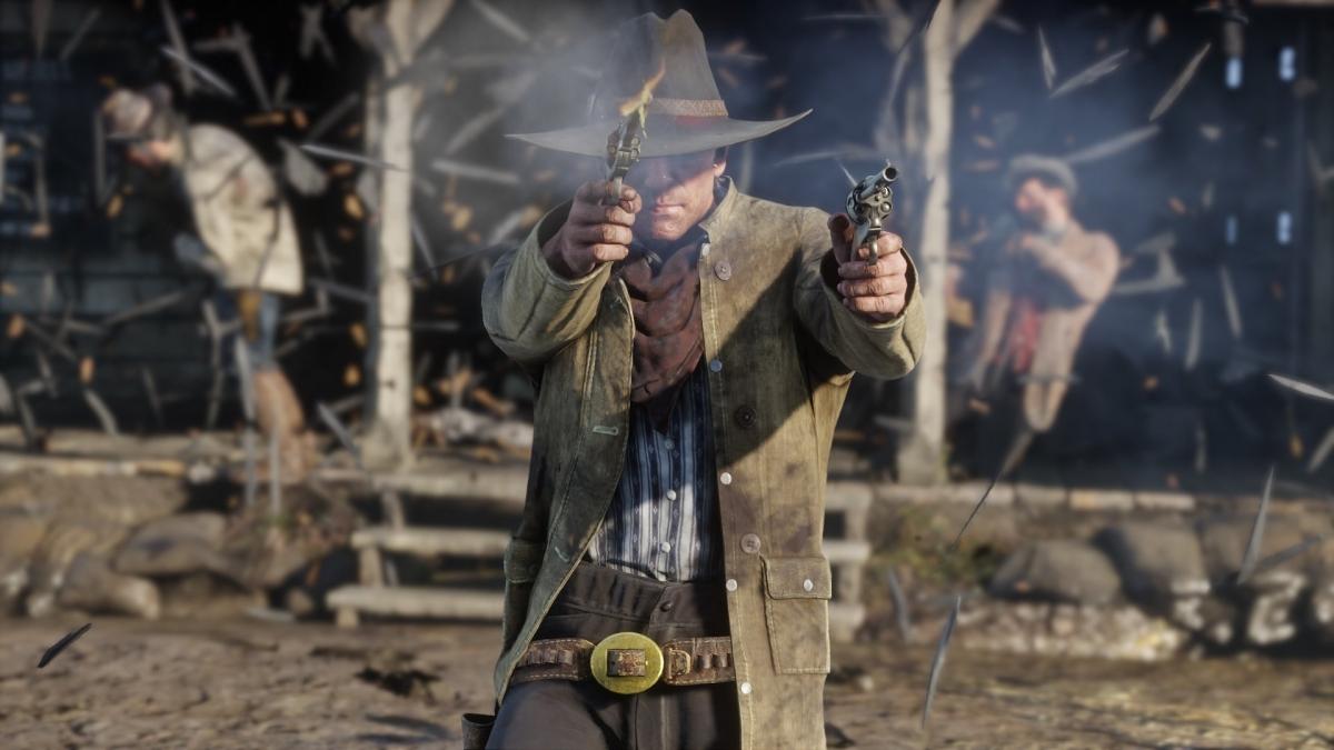 Журналисты нашли упоминание о РС-версии Red Dead Redemption2