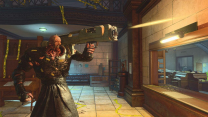 Resident Evil Re:Verse внезапно отложили до следующего года